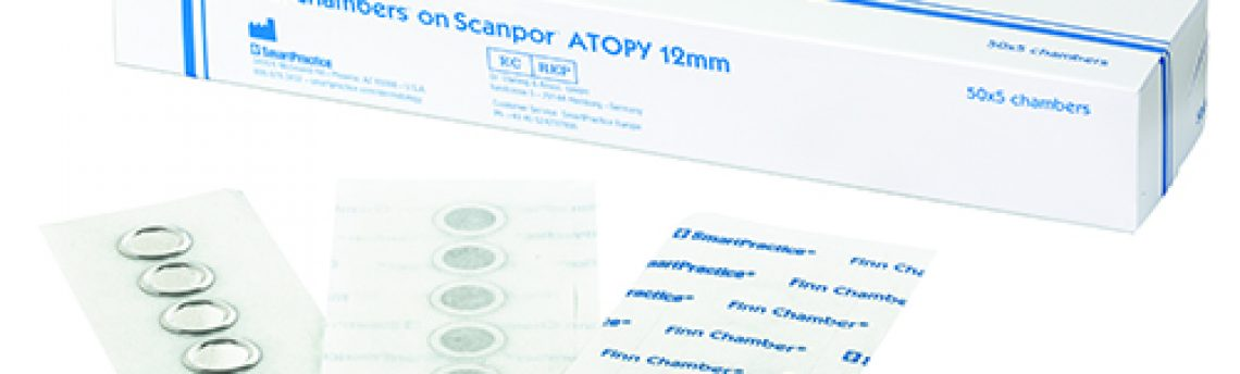 FINN CHAMBER ATOPY 12MM斑试器